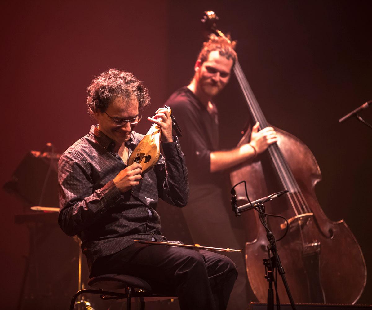 Sokratis Sinopoulos | Σωκράτης Σινόπουλος - quartet